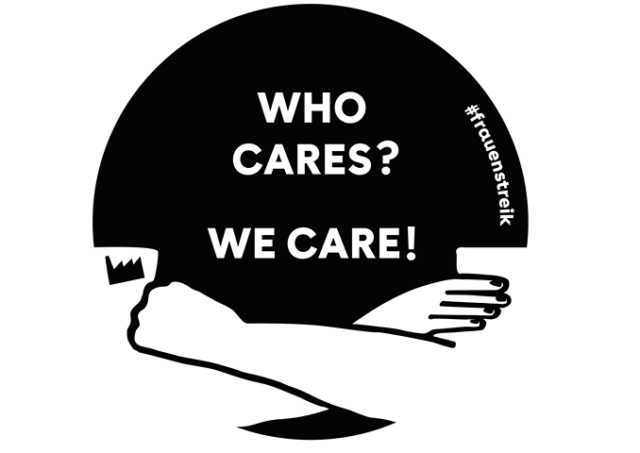 Who Cares? We Care! Rote Fabrik