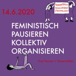 Benefizrundgang am Frauenstreiktag @ Bahnhofbrücke / Coop (Globus-Provisorium)