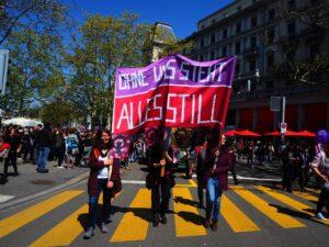 Verentzungstreffen Feministisches Streikkollektiv ZH @ Online