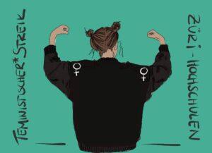 Vernetzungstreffen feministisches Hochschulkollektiv @ Streikhaus