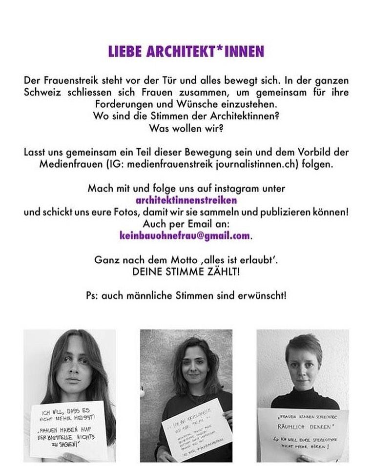 Architektinnen*streik