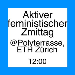 Icon zum aktiven Feministischen Zmittag