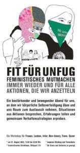 Fit für Unfug @ Feministisches Streikhaus